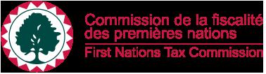 Commission de la fiscalité des premières nations Logo