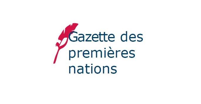 La Gazette des premières nations lance son site Web remanié